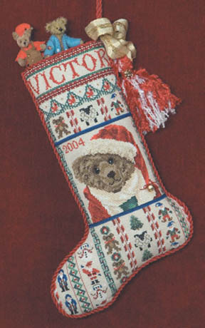 Victor's Stocking