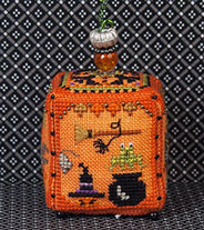 Witchy Pumpkin Cottage 2