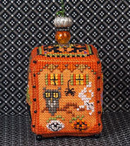 Witchy Pumpkin Cottage 1