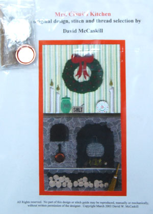 stitch guide - mrs. claus' kitchen