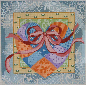 Jeart Quilt and Lace